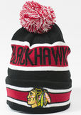 Zephyr Chicago Blackhawks Stripe Custom Knit NHL -tupsupipo (17)