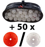 Fat Pipe Ball Bag -pallokassi