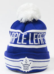 Zephyr Toronto Maple Leafs Stripe Custom Knit  NHL -tupsupipo (17)