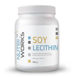 Nutri Works Soy Lecithin 500g