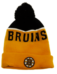 Zephyr Boston Bruins Stripe Custom Knit NHL -tupsupipo (17)