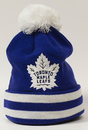 Zephyr Toronto Maple Leafs Logo Custom Knit NHL -tupsupipo (18)