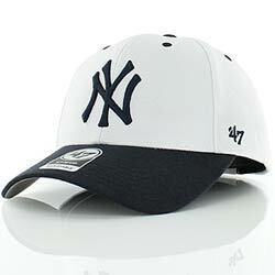 NY (New York Yankees) Lippis - Sinivalkoinen  e6cc460707