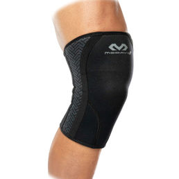 McDavid X-Fitness Dual Density Knee Support Sleeves / Pair X801R -polvilämmitin, pari