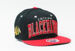 Zephyr Superstar NHL Chicago Blackhawks Snapback cap -lippis