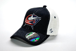 Zephyr Rally NHL Columbus Blue Jackets -lippis
