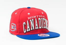 Zephyr Superstar NHL Montreal Canadiens Snapback cap -lippis