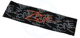 Zone Pipeline Headband -Hikinauha, Musta