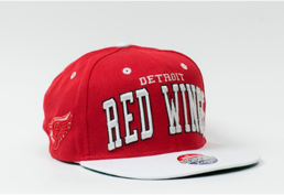 Zephyr Superstar NHL Detroit Red Wings Snapback cap -lippis
