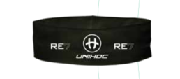 Unihoc RE7 (19) Headband Mid -hikinauha, musta