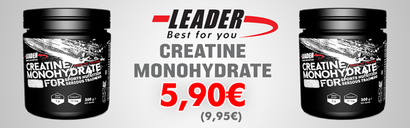 2019-01 Leader Creatine Monohydrate