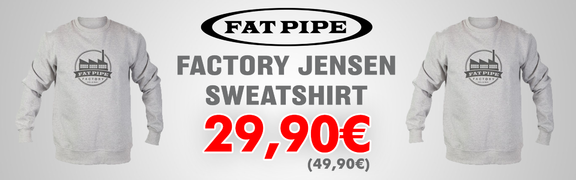 2019-03 Fat Pipe Factory Jensen Sweatshirt