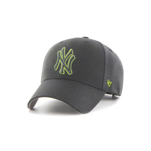 NY (New York Yankees) Lippis KeltaHarmaa Logo  699ec2a72f