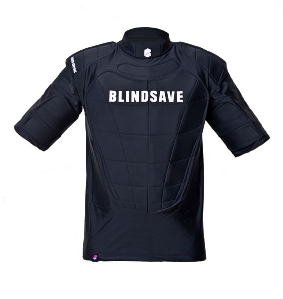 Blindsave Protection Vest (18) with Rebound-control SS -lyhythihainen  panssaripaita d1d75724e1