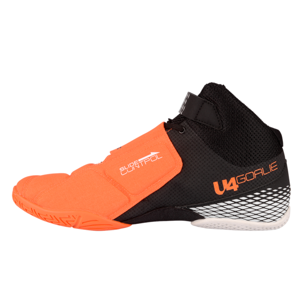 Unihoc U4 Goalie (18) (Oranssi-Musta) - Maalivahdin kengät 6c45e8ae1d